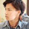 外国人風ニュアンスパーマ|メンズヘアスタイル