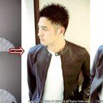 髪型を変えてイケメン度がアップしたよ!メンズビフォーアフター画像